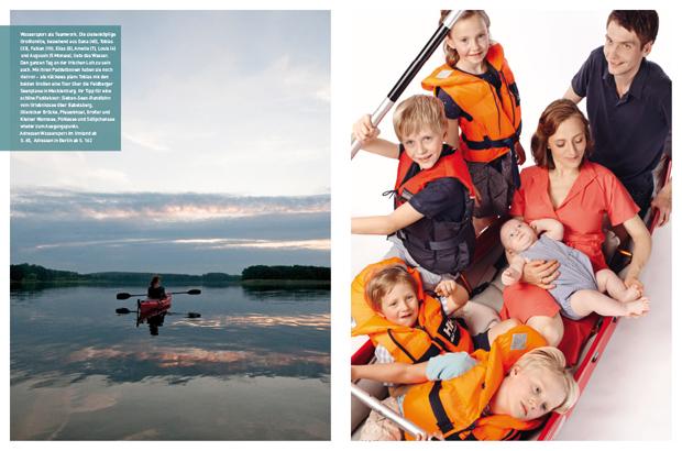 mit Kind Familienguide Ausflug an den See