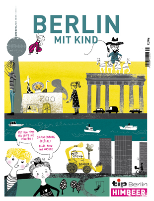 Berlin mit Kind No.2 2012-2013