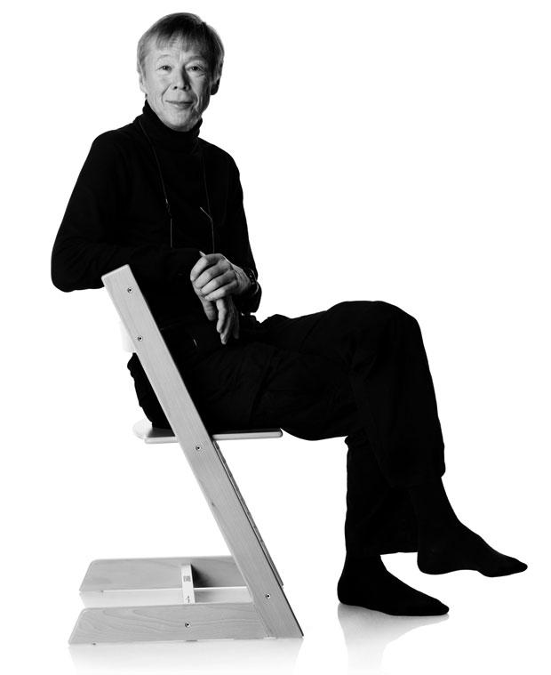 der tripp trapp stuhl von stokke feiert jubil um himbeer. Black Bedroom Furniture Sets. Home Design Ideas