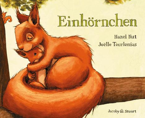 Bilderbuch für Kinder ab 4 Jahre Eichhörnchen