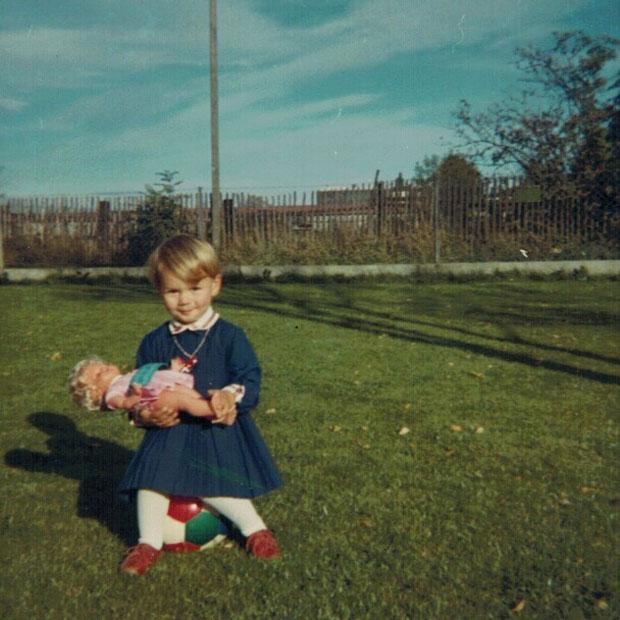 Gabriele-zwei-Jahre