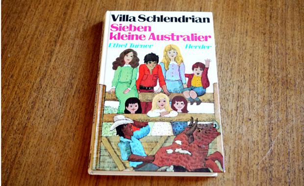 Lieblings-Kinderbuch-Sieben-kleine-Australier-Ethel-Turner-Villa-Schlendrian