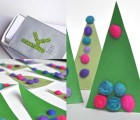 DIY Weihnachtskarte