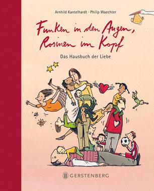 Hausbuch-Familien-Liebe-Funken_in_den_Augen Gerstenberg Verlag