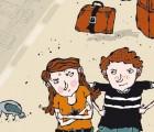 Kinderbuch ab 8 Jahre Detektivbüro LasseMaja Eisenbahngeheimnis Kinderkrimi Cover