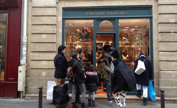 Paris-Louboutin
