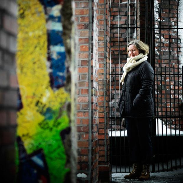 Stadtgestalt Berlin Maryanne Redpath Berlinale Sektionsleiterin Generation Kinder- und Jugendfilme ©Dominik Butzmann