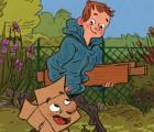 Kinderbuch Kindercomic KISTE Reprodukt Verlag
