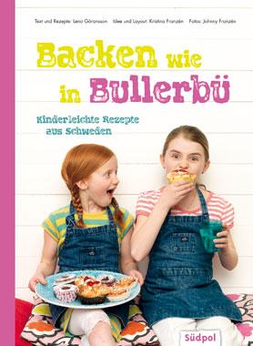 KinderBackBuch Schweden Backen wie in Bullerbue