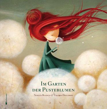 Kinderbuch: Im Garten der Pusteblumen mixtvision Verlag