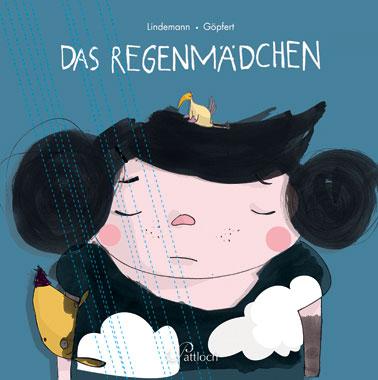 Kinderbuch Das Regenmaedchen von Johanna Lindemann Pattloch Verlag