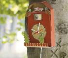 DIY-Kinder-Kuckucksuhr-Bastelkit von Claudia Scholl ©-Claudia-Steigleder