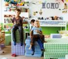 HIMBEER Magazin für Leute mit Kindern Titelgeschichte: Chaos im Kinderzimmer