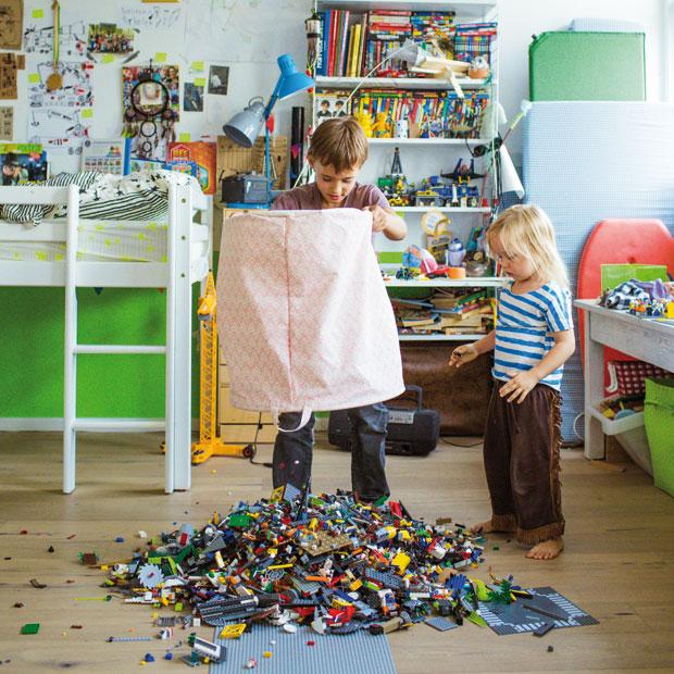 Chaos im kinderzimmer die leidige geschichte vom for Kinderzimmer 6 jahre