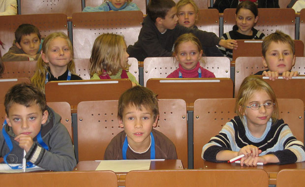Veranstaltung für Kinder in Berlin: KinderUni Lichtenberg