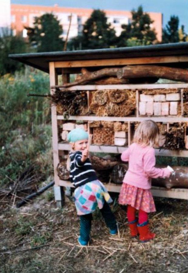 Inga Kerbe Bienenkinder