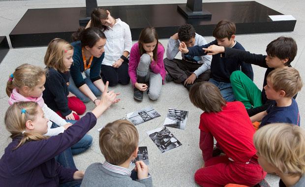 Veranstaltungen für Kinder: DHM_Ferienprogramm