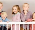 KINDERREICHE FAMILIEN Abenteuer Großfamilie Titelgeschichte im Familienmagazin HIMBEER ©Sibylle_Baier