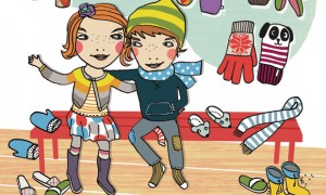 Kinderraetsel HIMBEERCHEN im Familienmagazin HIMBEER Chaos in der Garderobe © Silke Schmidt
