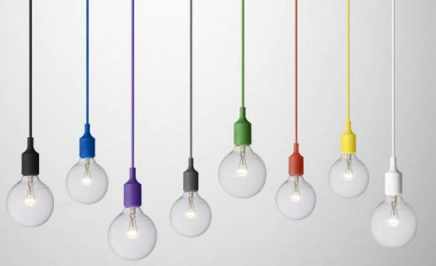 Farbige-Lampen