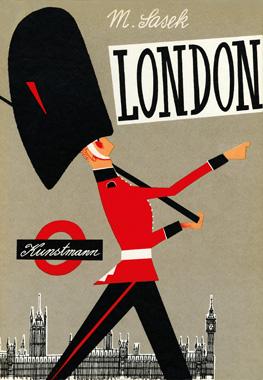 Bilderbuch/ Kinderbuch-London-Sasek-Kunstmann-Verlag