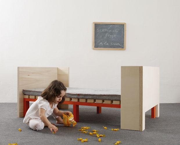 sofa bett zum selbermachen diy ideen im himbeer magazin. Black Bedroom Furniture Sets. Home Design Ideas