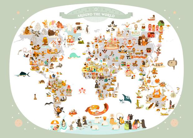 world-map-children-mercier