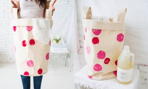 DIY-Laundry-Bag-designlovefest.com