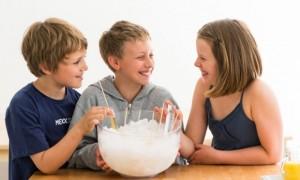 Veranstaltungen für Kinder: Eiskalt mitgemacht