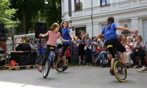 Veranstaltungen für Familien: 9. Mahlerstraßenfest