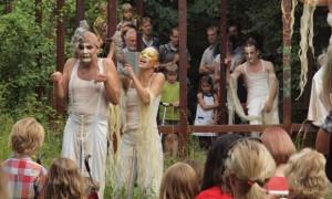 Veranstaltungen für Familien: SommerTagsTraum