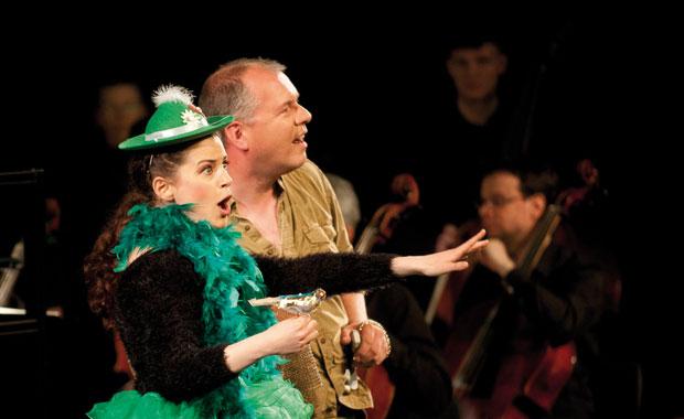 Veranstaltungen für Kinder: Wagner für Kinderohren
