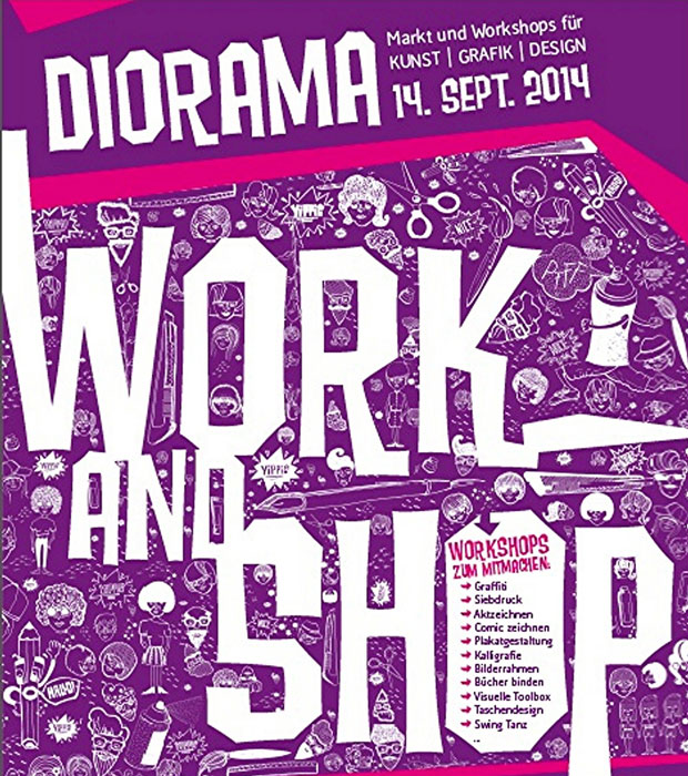 Diorama_Plakat