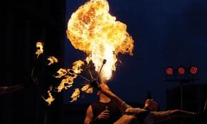 Veranstaltungen für Familien: Lichterfest auf der Zitadelle Spandau