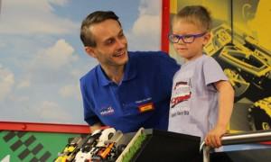 Veranstaltungen für Kinder: LEGO Legends of Chima