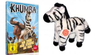 Khumba-Zebra