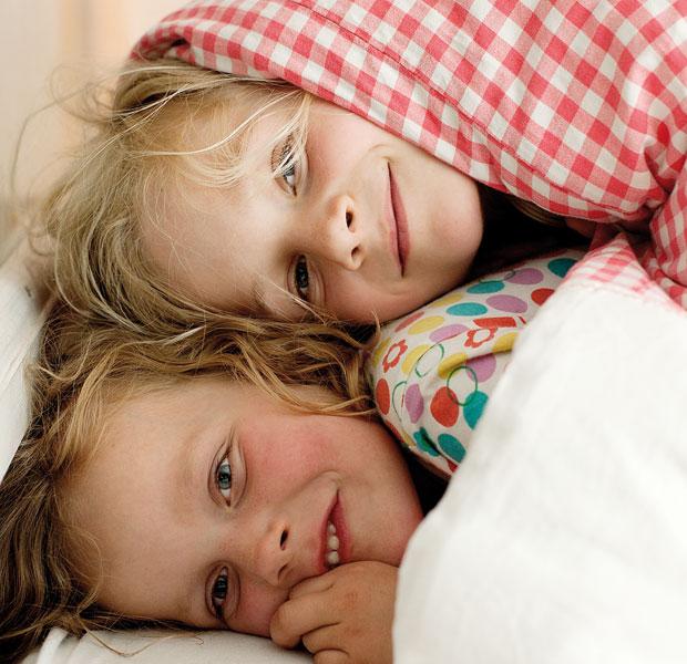 Titelgeschichte: So schlafen unsere Kinder