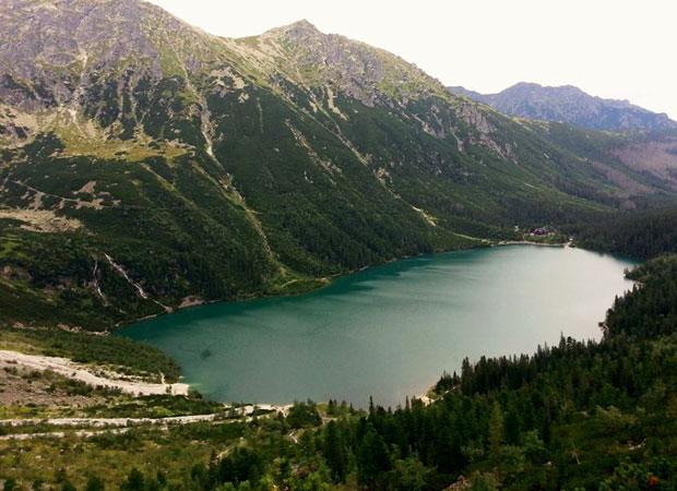 Morskie-Oko-Tatrawandern
