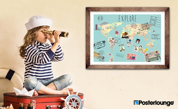 Kreative wandgestaltung himbeer magazin - Himbeer wandfarbe ...