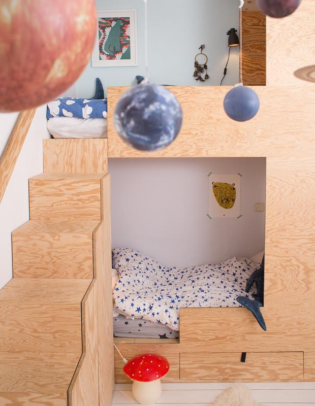 Wohnen mit Kindern. Kreativschaffende und ihre Raumkonzepte für ...
