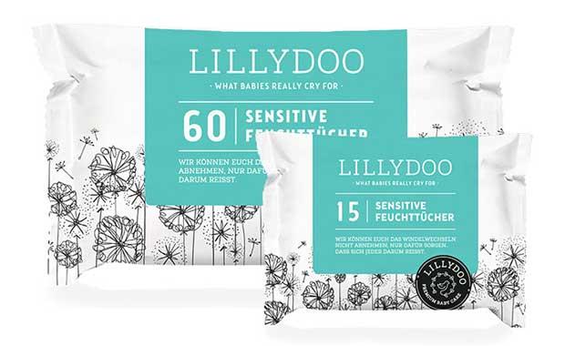 Feuchttücher-Lillydoo