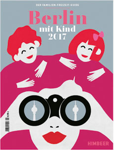 BERLIN MIT KIND Cover | HIMBEER Magazin