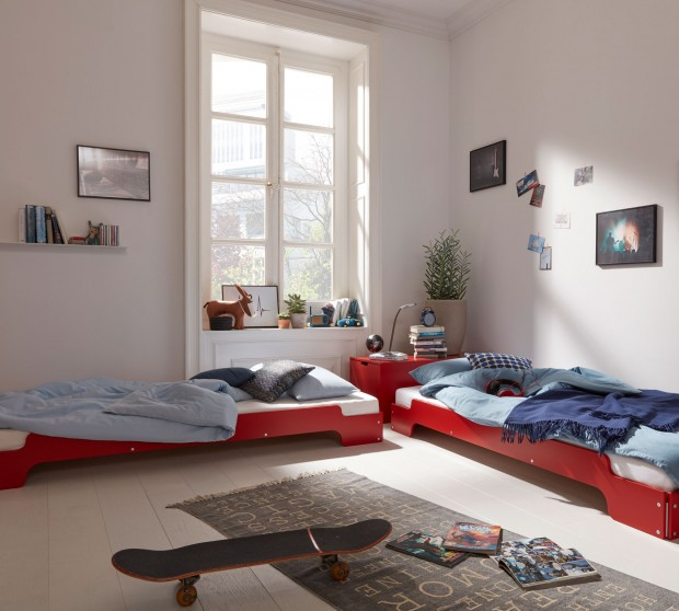 Kinderbett designklassiker  Kindgerechtes Design – Kinderbetten für Kinder empfohlen von afilii
