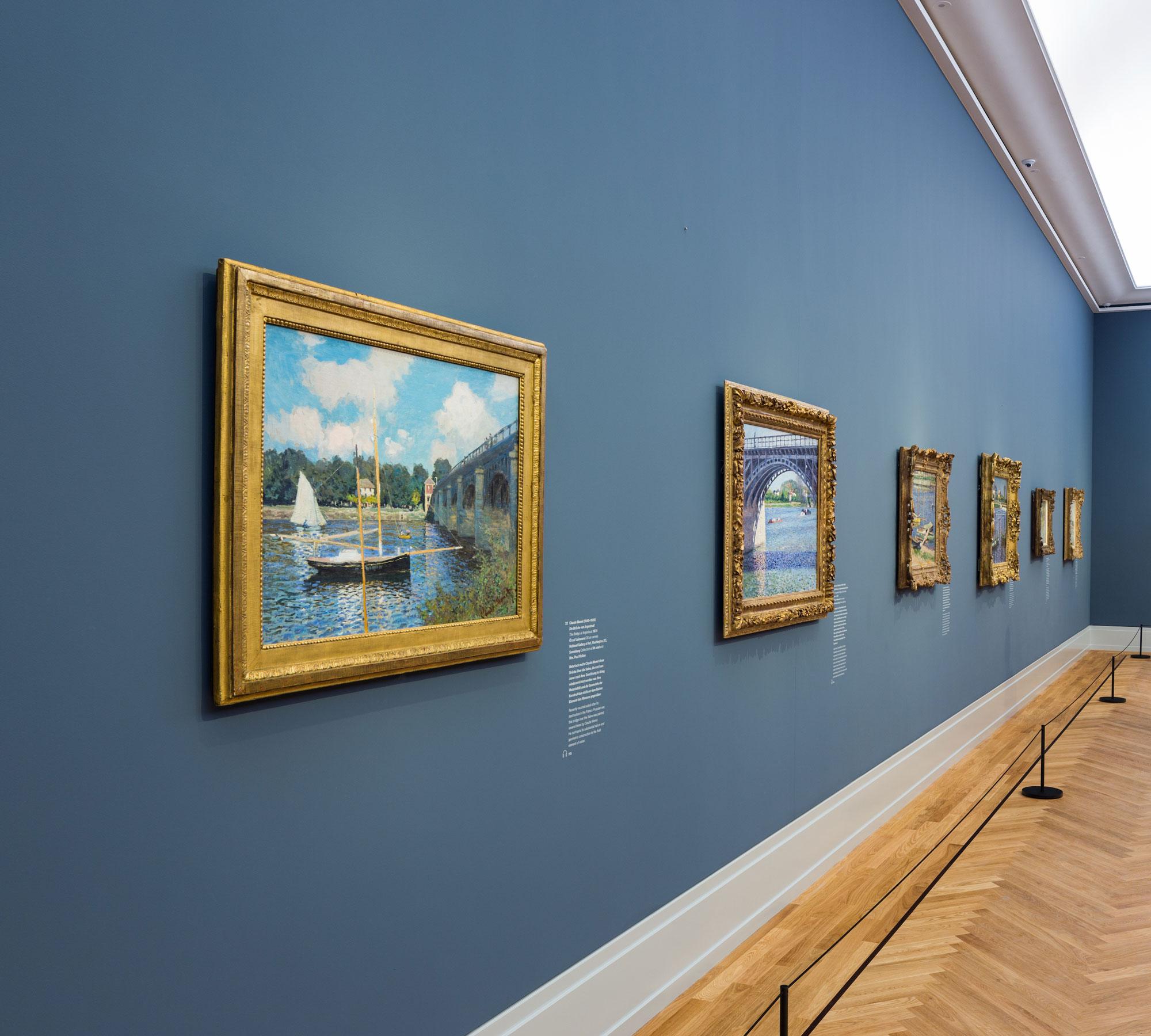 Ausstellung für Kinder und Familien in Potsdam: Impressionismus. Die Kunst der Landschaft, © Museum Barberini, Foto: Helge Mundt | HIMBEER Magazin