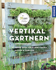Ein Buch über das vertikale Gärtnern  | Himbeer Magazin