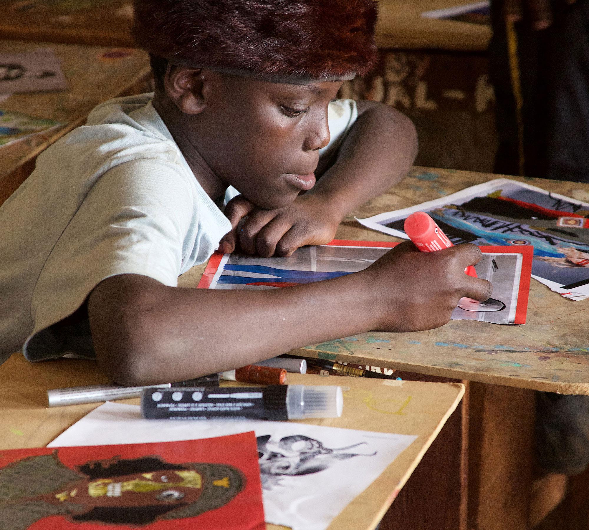 Ausstellung für Kinder und Familien in Berlin: Picha Nairobi © One Fine Day e.V.