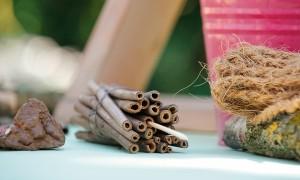 Materialien für das Insektenhotel | HIMBEER Magazin