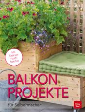 Gartenbuch Balkon Projekte für Selbermacher | HIMBEER Magazin
