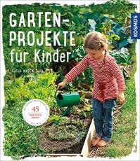 Cover des Buches Gartenprojekte für Kinder | HIMBEER Magazin