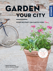 Gartenbuch Garden your City | HIMBEER Magazin